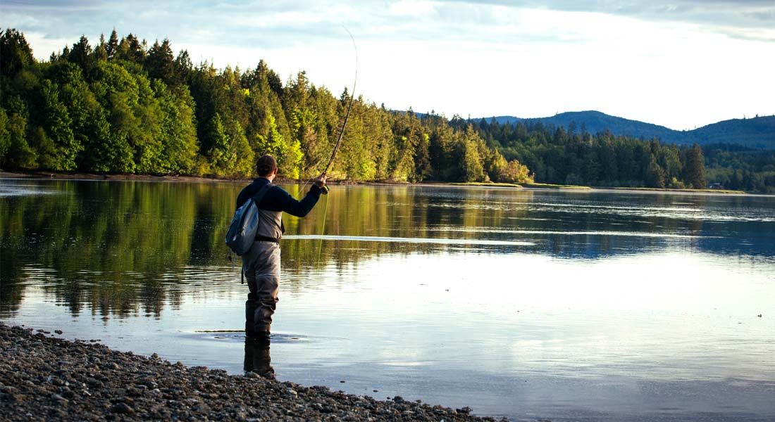 Locations flanagan fly fishing for Puget sound fly fishing