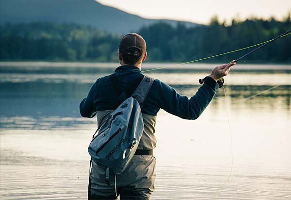 Flanagan fly fishing for Puget sound fishing charters